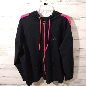 Lane Bryant full zip hoodie 22/24